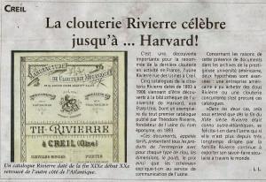 Oise Hebdo 05 11 2014 Harvard