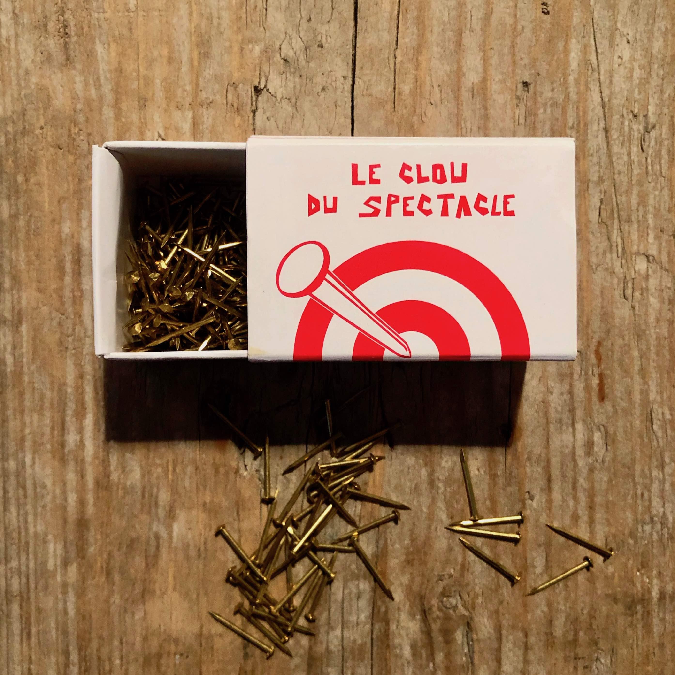 Boîte Le clou du Spectacle de la Comédie Française